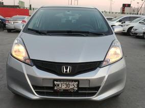 Honda Fit 2013 5p Cvt Ex Aut B/a