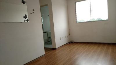 Poá-sp. Apartamento À Venda, Residencial Napoli, 2 Dorm., Sem Vaga. - Codigo: Ap2901 - Ap2901