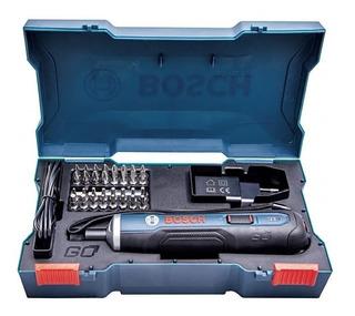 Atornillador Inalambrico Bosch Go 3,6v 33 Accesorios Estuche