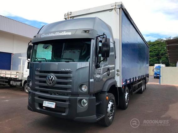 Volkswagen - 24.280 - Bi-truck - 2012 - Rodonaves Seminovos