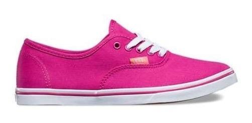 Oferta Tenis Vans Authentic Lo Pro Lilac Rose