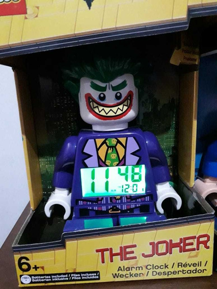 Relog Lego Robin Y Joker