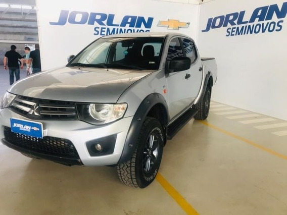 L200 Triton 3.2 Gl 4x4 Cd 16v Turbo Intercoler Diesel 4p