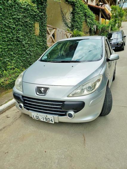 Peugeot 307 1.6 110cv Manual C/gnv Carro Muito Novo!!!