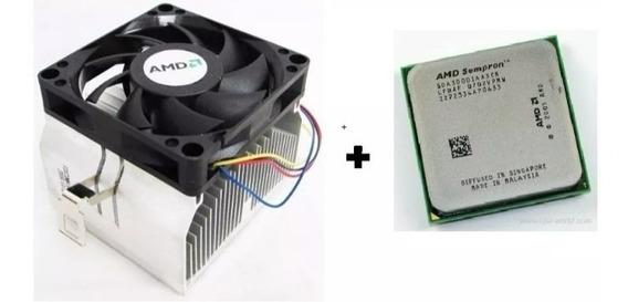 Processador Amd Sempron Socket Am2 +cooler