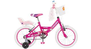 Bicicleta Top Mega Rodado 16 Nena