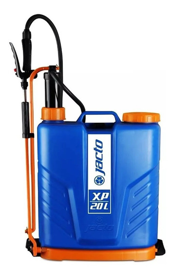 Pulverizador Jacto Xp 20 Litros Bomba De Veneno Profissional