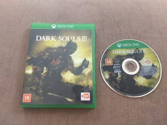 Dark Souls 3 - Original. Midia Fisica!