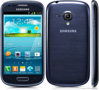 Samsung Galaxy S3 Mini Wifi Red 3g H+ Libre Whatsapp Faceboo