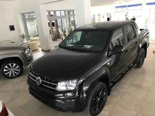 Vw 0km Volkswagen Amarok V6 Extreme Black Style E. Inmediata