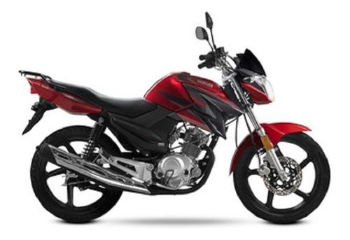 Yamaha Ybr 125 Z 18ctas$17.585 Descuento $$$ Mroma