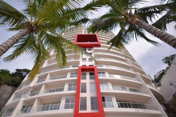 Condominio De Lujo En Renta Frente A La Playa En Manzanillo