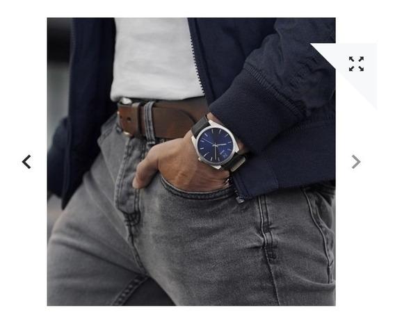 Reloj Mvmt Negro Nuevo Con Factura