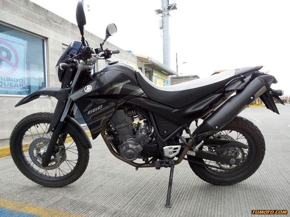 Motos Yamaha Xt 660 R