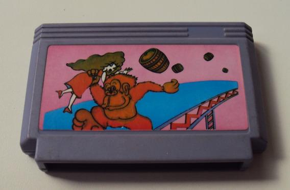 Donkey Kong - Nintendo 8 Bits - 60 Pinos