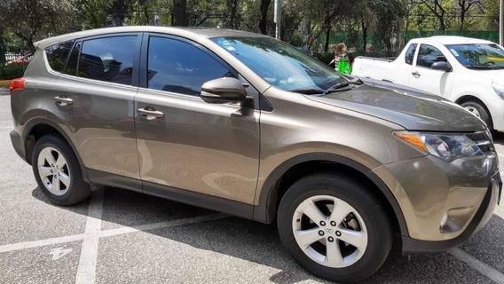 Toyota Rav 4 Xle 2013