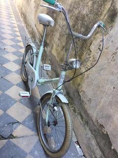 Bicicleta Retro Aurorita