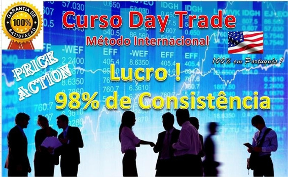Curso Day Trade -mini Índice & Dólar, Forex, Ações - Scalper