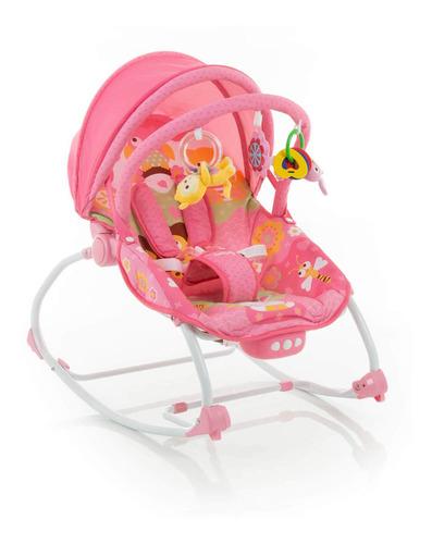 Cadeirinha De Balanço Sunshine Baby Pink Garden - Safety 1st