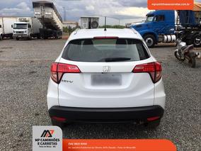 Honda Hr-v 1.8 Ex Flex Aut. Bancos Em Couro