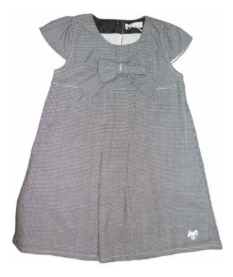 6748 Vestido Plano Para Nena Ohlalá!