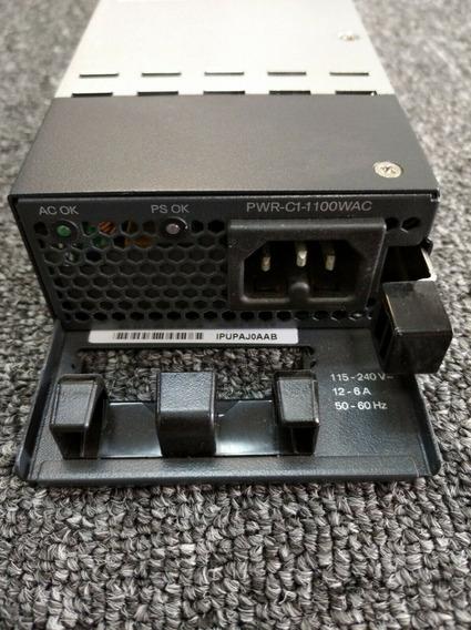 Fonte Cisco Pwr-c1-1100wac Para Switch Cisco 3850