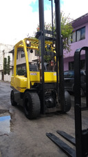 Montacargas Hyster 2013 Seminuevo,toyota Cat Nissan Yale