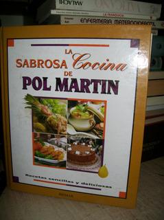 La Sabrosa Comida De Pol Martin Voluminoso Libro
