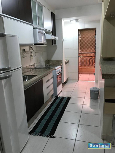 Apartamento Com 2 Dormitórios À Venda, 67 M² Por R$ 270.000,00 - J Jeriquara - Caldas Novas/go - Ap0018