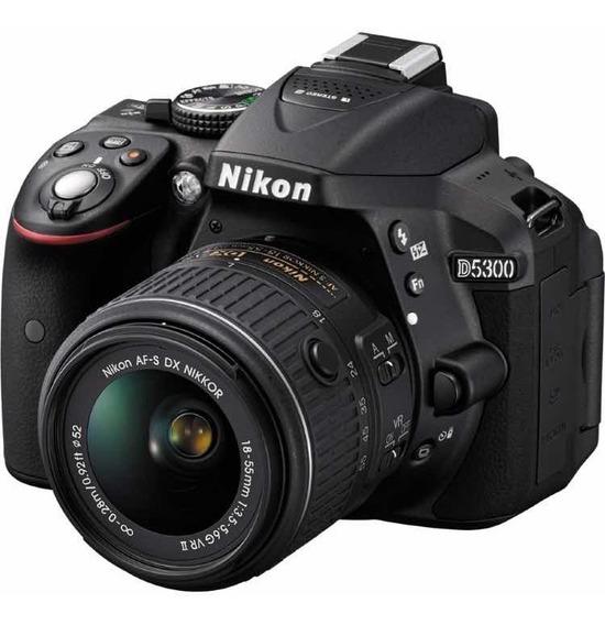 Câmera Digital Nikon D5300 24.2mp
