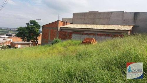 Terreno Residencial À Venda, Jardim Estância Bom Viver, Itu. - Te0037
