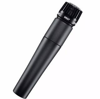 Micrófono Profesional Shure Sm57 Original 100% No Replica