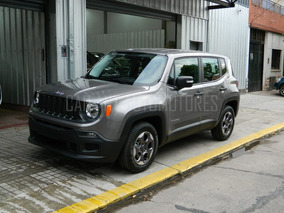 Jeep Renegade 1.8 Sport Wild Mt /// 2018 - 0km