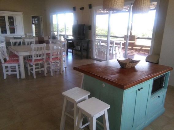 Alquiler/venta Casa En Costa Esmeralda - Ideal 2 Familias