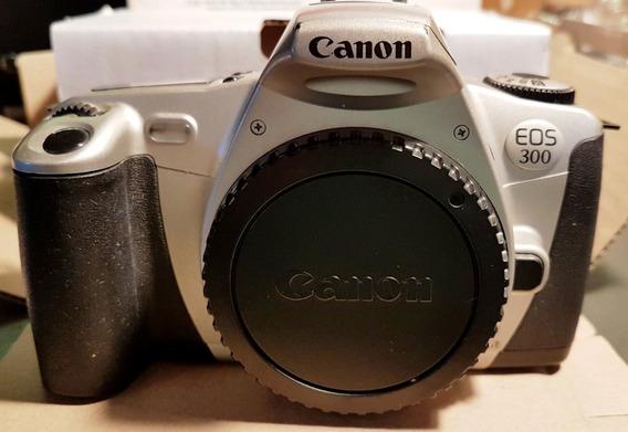 Câmera Canon Eos 300 Date
