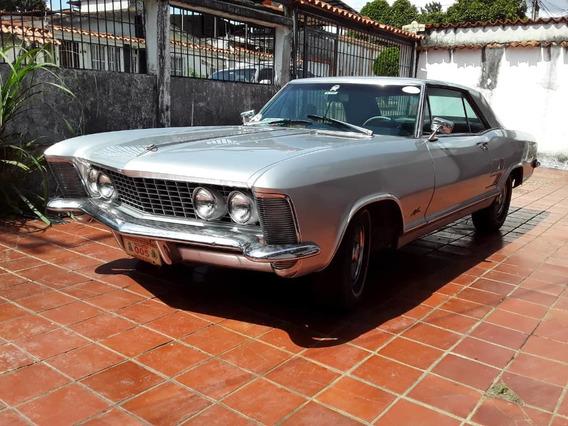 Buick Modelo Riviera Tipo Coupe 1963