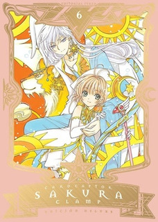 Card Captor Sakura Edicion Deluxe 06 - Clamp