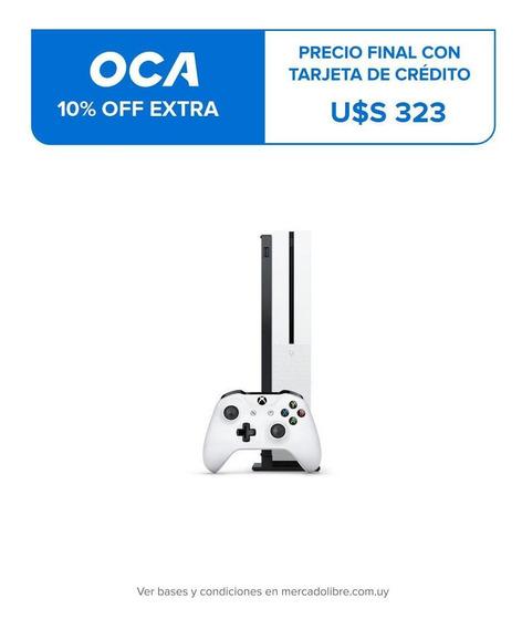 Consola Microsoft Xbox One S 1tb 220v Nuevo Modelo Slim Loi