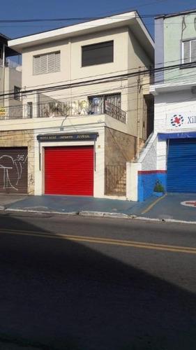 Sobrado Comercial/residencial No Tremembé. - 11822