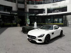 Mercedes-benz Gts Amg 2016 Blanco.