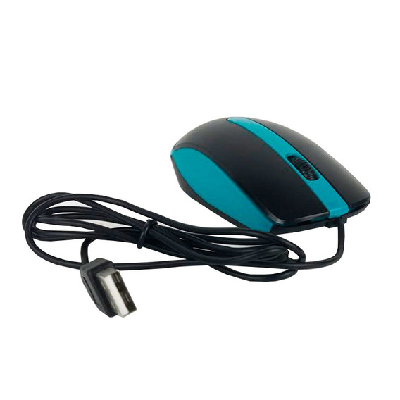 Mouse Óptico Com Fio De Alta Precisão Xd602 1600/2000dpi