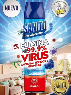 Sanito Desinfectante Venta Al Por Mayor Y Menor