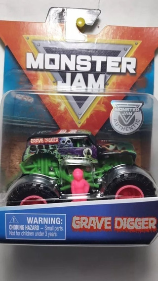 Monster Jam Mini Vehiculo 1:64 58701 Coleccionables Educando