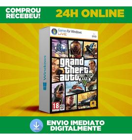 Gta 5 - Pc + Grand Theft Auto V + Português Envio 0 Segundo