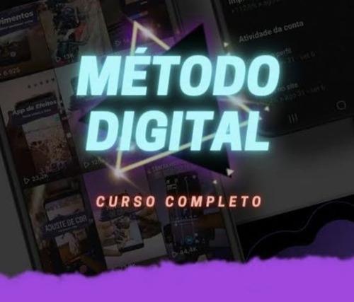 Imagem 1 de 1 de Método Digital