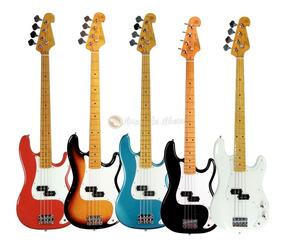 Contrabaixo 4c Sx Spb57 Precision Bass Com Bag Bb400 - Promo