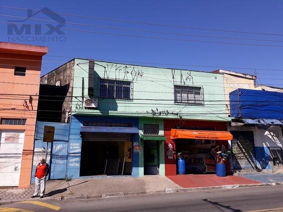 Comercial Para Aluguel, 0 Dormitórios, Jardim Maravilhas - Diadema - 1457