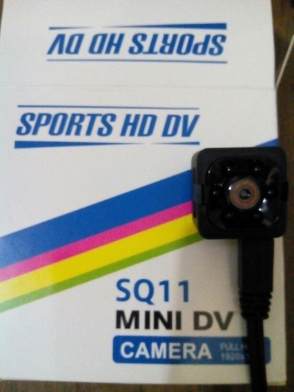 Mini Dv Sq11 Camera