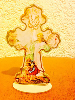 Santo Angel De La Guarda (incluye Todo)+envio Gratis