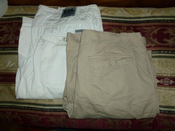 Pantalones Bermudas Caballeros Gsl Y Banana Blue.